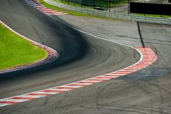 racetrack stock afbeeldingen