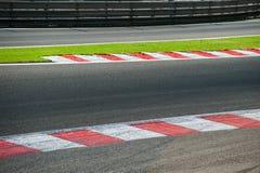 racetrack royalty-vrije stock foto's