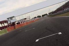 racetrack stock fotografie