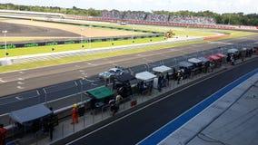 racetrack Stock Afbeelding