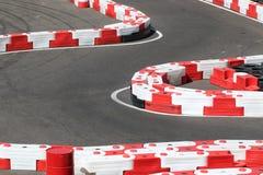 racetrack royalty-vrije stock fotografie