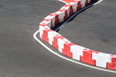 Racetrack Royalty Free Stock Photo