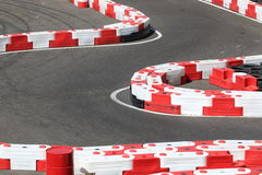 Racetrack Royalty Free Stock Photography