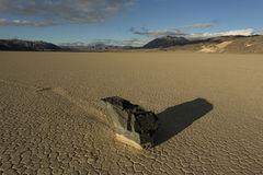 Racetrack Playa. Death Valley National Park, California Royalty Free Stock Photography