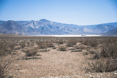 Racetrack Playa - Death Valley National Park Royalty Free Stock Photo