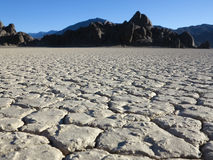 Racetrack Playa Grandstand Stock Photos