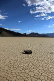 Racetrack Playa Stock Photo