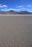 Racetrack Playa Stock Photography