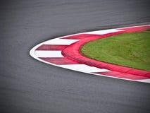 raceway καμπυλών στοκ εικόνες