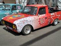 Raceway της Μόσχας καλοκαίρι Στοκ Εικόνες