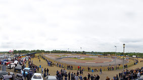 Raceway Royalty Free Stock Photography