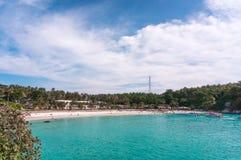 Racha νησί-Phuket Στοκ Φωτογραφίες