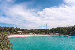 Racha Island-Phuket Photos stock