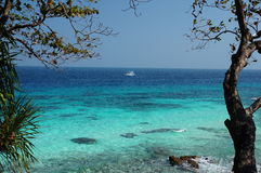 Racha Island-Phuket Stock Photos