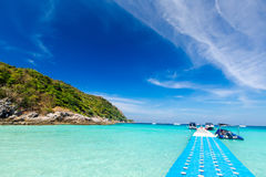 Racha Yai Island Imagem de Stock Royalty Free