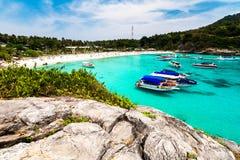 Racha Yai Island Fotografia de Stock Royalty Free