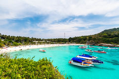 Racha Yai Island Fotos de Stock Royalty Free