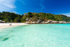 Racha Yai Island Royalty Free Stock Photography