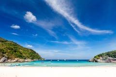 Racha Yai wyspa Obraz Stock