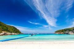 Racha Yai wyspa Fotografia Royalty Free