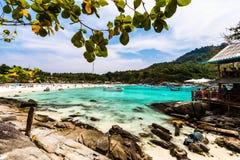 Racha Yai wyspa Zdjęcia Royalty Free