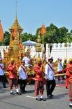 Racharot Noi con marchar de los soldados Imagen de archivo