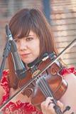 Rachel Campbell полосы Seirm Стоковые Фотографии RF
