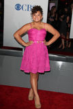 Rachel Crow. LOS ANGELES - JAN 11:  Rachel Crow arrives at  People's Choice Awards 2012 at Nokia Theater at LA Live on January 11, 2012 in Los Angeles, CA Royalty Free Stock Image