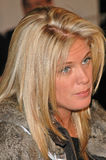 Rachel Hunter Royaltyfria Foton