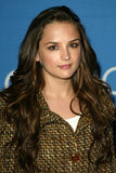 Rachel Leigh Cook à Los Angeles philharmonique « une nuit chez le Copa ». Hollywood Bowl, Hollywood, CA 09-10-05 Photo stock