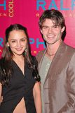 Rachel Leigh Cook and Daniel Gillies Stock Image