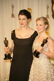 Rachel Weisz, Reese Witherspoon Stockfotografie