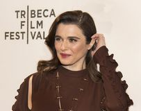 Rachel Weitz bij het de Filmfestival van Tribeca van 2018 Royalty-vrije Stock Foto