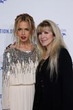Rachel Zoe, Stevie Nicks Stock Image