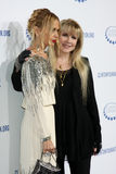 Rachel Zoe, Stevie Nicks Stock Photo