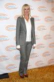 Rachelle到达第7顿每年狼疮LA流浪妇人午餐的卡森Begley 库存图片