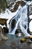 Rachitele waterfall in Transylvania, Romania Royalty Free Stock Images