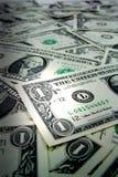 rachunków chłopiec dolarowy fan target1510_1_ sto mężczyzna pieniędzy jeden Fotografia Royalty Free