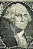 rachunku dolar jeden zdjęcia stock