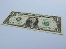 rachunku dolar jeden my Obrazy Stock