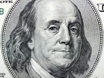 rachunku dolar sto jeden Zdjęcie Stock
