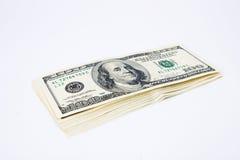 rachunku dolar sto stert Obrazy Royalty Free