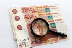 3 rachunku kłama na białym tle obrazy royalty free