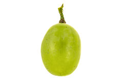 Racimo de la uva blanca Foto de archivo