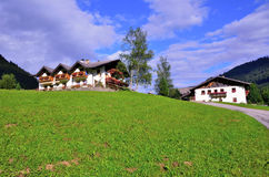 Racines Valley South Tyrol Italy Royalty Free Stock Image