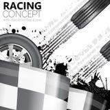 racing Imagen de archivo libre de regalías