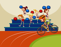 racing libre illustration