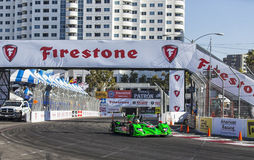 Racing:  Apr 11 TUDOR United SportsCar Championship of Long Beac Royalty Free Stock Photo