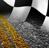 Racing background Stock Image
