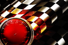 Racing Background Horizontal Stock Photo